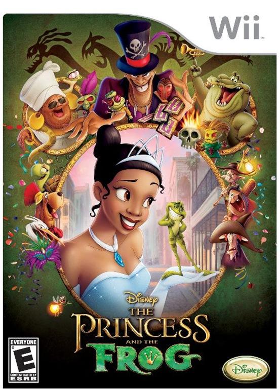 wii disney princess game