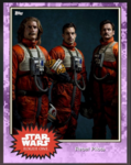 Rogue One - Trading Cards - Rebel Pilots