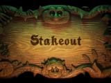 Stakeout (Amphibia)