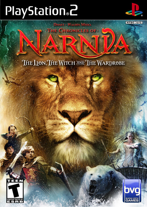 narnia ds game