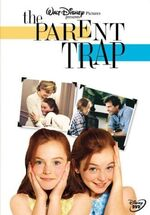 The Parent Trap 1998 DVD