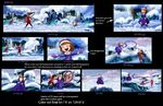 The Princess and the Protector storyboard 2