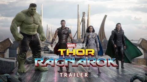 Thor Ragnarok - Trailer Oficial HD