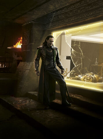 File:Thor the Dark World - Loki - Textless Poster.jpg