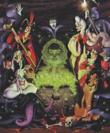 Disney Villains Disney Wiki Fandom Powered By Wikia
