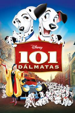 101 Dálmatas - Pôster Nacional