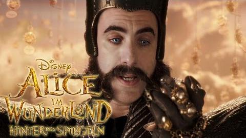 ALICE IM WUNDERLAND Hinter den Spiegeln - 2. Offizieller Trailer - Ab 26. Mai im Kino Disney HD