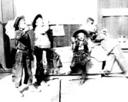 Alice comedies wild west show 1924-1