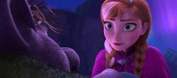 Bulda redet mit Anna über die Liebe