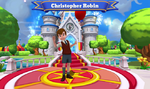Christopher Robin Disney Magic Kingdoms Welcome Screen