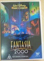 Fantasia 2000 2000 AUS DVD