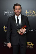 Jake Gyllenhaal 21st HFA