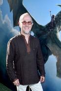 John Kassir Pete's Dragon premiere