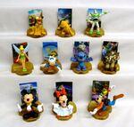 Mcdonalds disneyland 50th toys