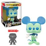 Mickey Mouse Blue and Green 10-Inch POP