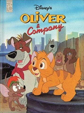 File:Oliver and company classic storybook.jpg