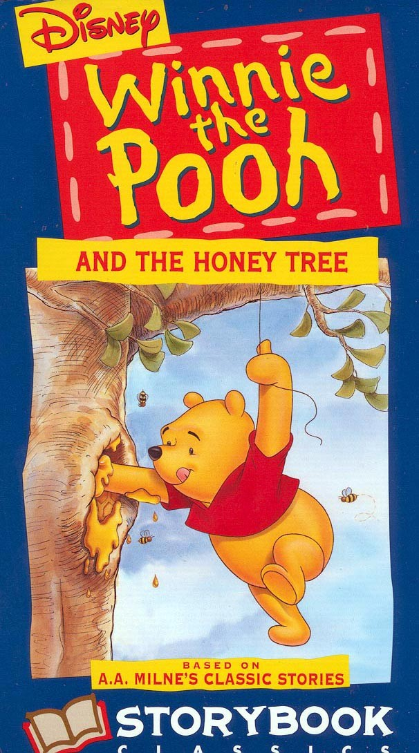 Winnie The Pooh And The Honey Tree Video Disney Wiki