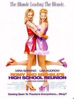Romy and michele s high school reunion