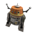 Star Wars Rebels Chopper (Roblox item)