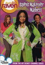 TSR Raven's Makeover Madness DVD