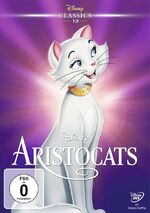 The Aristocats 2017 Germany DVD
