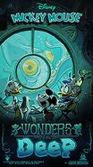Wonders of the Deep Poster