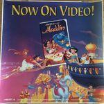 Aladdin Promotion Poster