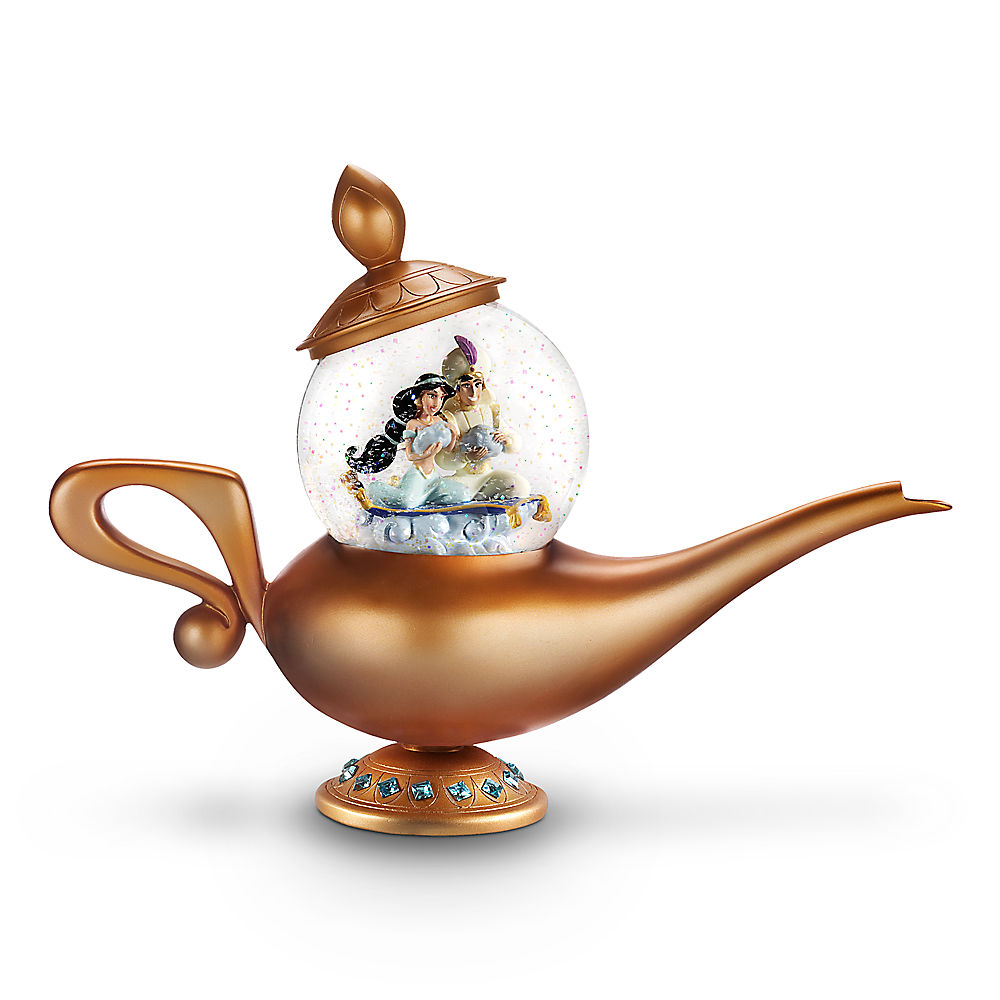 Image - Art of Jasmine Snow Globe.jpg | Disney Wiki | FANDOM ... for Magic Lamp Aladdin Disney  173lyp