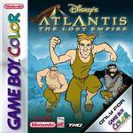 Atlantis GBC game