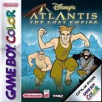 Atlantis: The Lost Empire (video game)