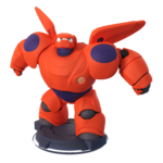 Baymax DI2.0 Transparent Figurine