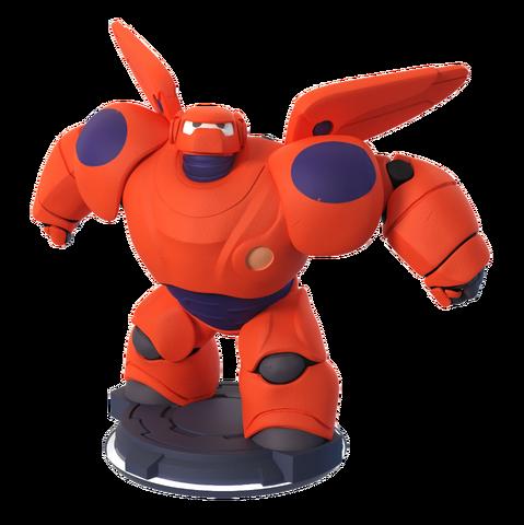 File:Baymax DI2.0 Transparent Figurine.png