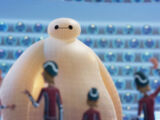 Baymax Dreams of Too Many Freds
