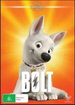 Bolt 2016 AUS DVD