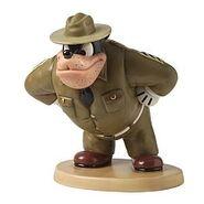 Captain Pete Figurine