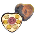 Chocolate Beauty and the Beast Disney Crystal (Disney Store Japan)