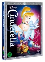 Cinderella South Korean DVD 2012