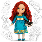 Disney Animators' Collection Merida Doll