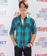 Shane Harper Variety 4th Power of Youth