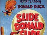Slide, Donald, Slide