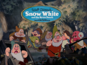 Snow White and the Seven Dwarfs Re-Poster Dwarves