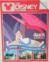 TheDisneyChannelMagazineJuly1985