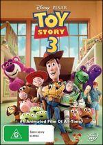 Toy Story 3 2010 AUS DVD