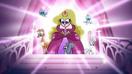 Принцесса Скромнелия (скриншот персонажа)