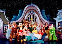 Disney's Dreams An Enchanted Classic 01