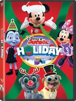 Disney Junior Holiday DVD