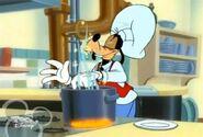 Goofy's Menu Magic