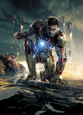 Iron Man 3 final poster textless