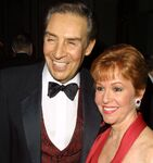 Jerry Orbach and wife Elaine Red Ball benefit