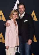 John Travolta & Olivia Newton-John Grease reunion